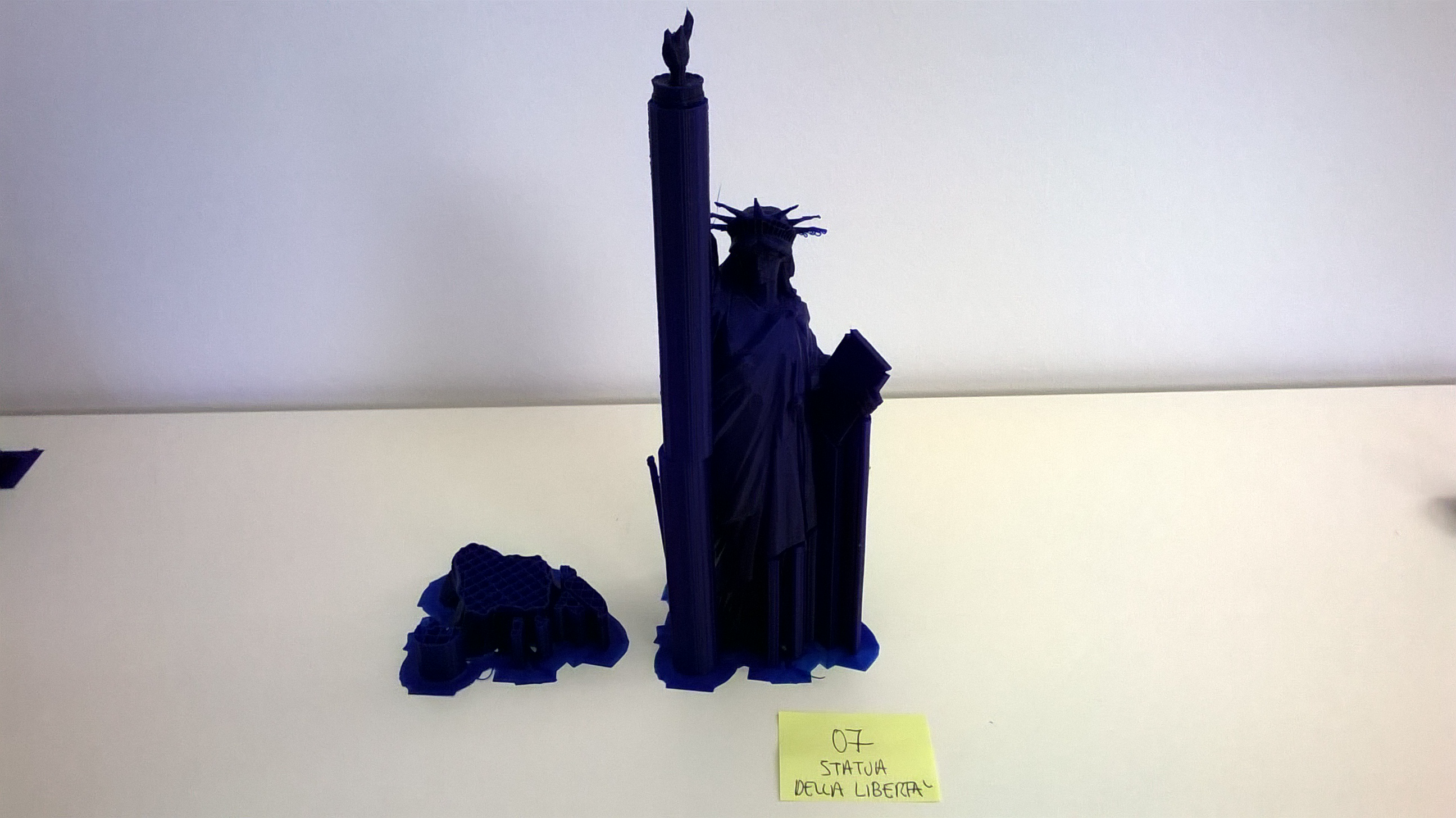 tte-007 / Statua della liberta